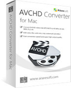 AVCHD Video Converter für Mac