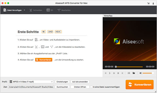 mts imovie converter für mac, mts in imovie importieren mac