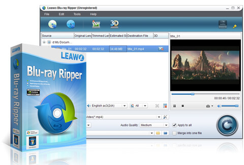 DVD zu TS Video Converter